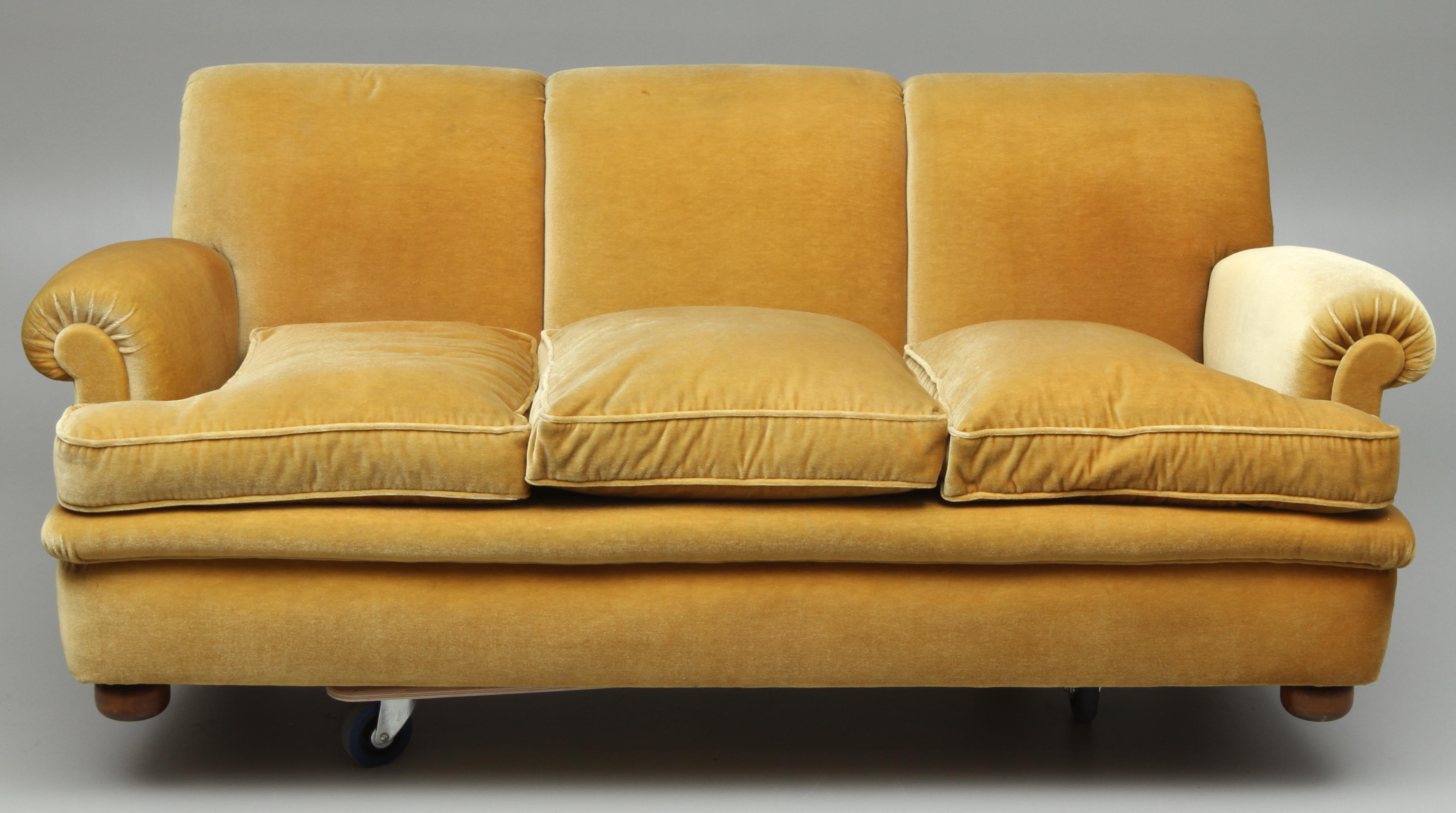 Bilder för 12671 SOFFA, modell 703, design Josef Frank för Svenskt Tenn u2013 Auctionet