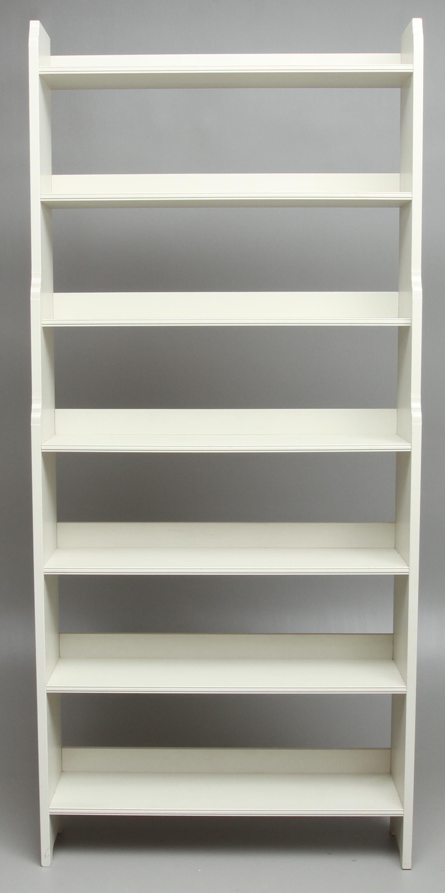 "Bilder för 16765 BOKHYLLA,""Ekolsund"" ur IKEAs 1700 talsserie, 1990 tal u2013 Auctionet"